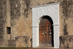 Historic Church Entrance Royalty Free Stock Image