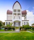 Historic Church in Hakodate, Japan Royalty Free Stock Photos