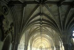 Historic Church, Norwich, England Stock Photography
