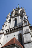 "The historic church ""Paulskirche"" in Munich Royalty Free Stock Images"