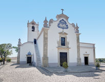 The historic church of San Lorenzo in Portugal. Royalty Free Stock Photos