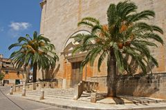 Free Historic Church Santanyi Stock Images - 6211384