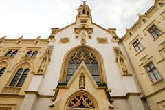 Historic church in Sopron Royalty Free Stock Photography