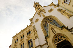 Historic church in Sopron Royalty Free Stock Photo
