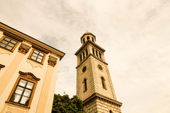 Historic church in Sopron Royalty Free Stock Images