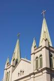 Historic Church in Valparaiso Royalty Free Stock Image