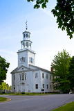 Historic Church in Vermont Stock Photography