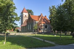 Historic church, Germany Royalty Free Stock Photo