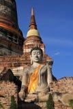 Historic City of Ayutthaya,Thailand Royalty Free Stock Photos