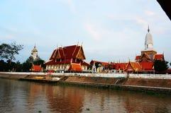 Historic City of Ayutthaya,Thailand Royalty Free Stock Photo