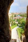 Historic city of Byblos, Lebanon Stock Images