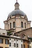 The historic city center of Mantua. Italy Royalty Free Stock Image