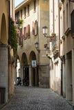 The historic city center of Mantua. Italy Stock Photo