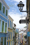 Historic City Center of Pelourinho Salvador Brazil Stock Images