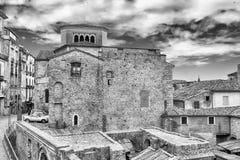 Historic city centre of Cosenza, Calabria, Italy Royalty Free Stock Photography