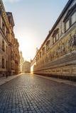 Historic City Dresden Royalty Free Stock Photos