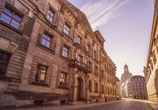 Historic City Dresden Stock Photos