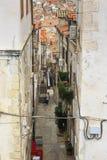 The historic city Dubrovnik, Croatia Royalty Free Stock Photos