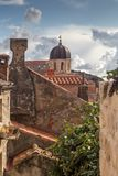 The historic city of Dubrovnik Stock Photo