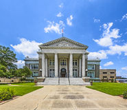 Historic City Hall in Lake Charles Royalty Free Stock Photography