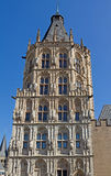 Historic City Hall Tower Royalty Free Stock Photos