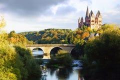 The Historic City of Limburg, Germany. Stock Photography