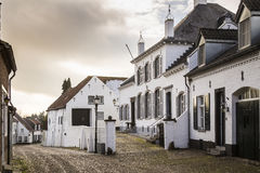 Free Historic City Of Thorn Known For Its White Houses Royalty Free Stock Images - 89666569