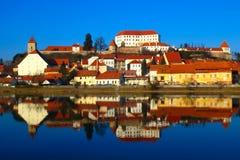 Historic City Of Ptuj, Slovenia Stock Photo