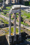 Historic city Rome - Italy Stock Images