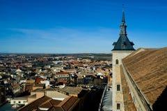 Historic City of Toledo Royalty Free Stock Photo