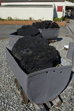 Historic coal handling Royalty Free Stock Photography