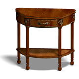 Historic coffee table of louis XV. Royalty Free Stock Images