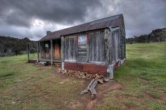 Historic Coleman Home Stock Photo