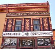 Historic Colorado Stock Image