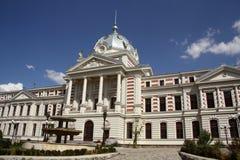 Historic Coltea hospital in Bucharest (Romania) Stock Image