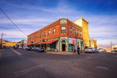 Free Historic Connor Hotel In Jerome, Arizona Royalty Free Stock Image - 109389836