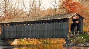 Historic Covered Bridge Stock Images