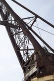 Historic Crane III stock photography