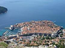 Historic Croatian city Stock Photos