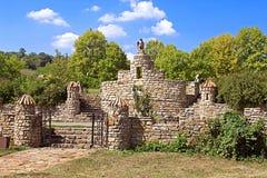 Historic and culture reserve Busha, Ukraine Stock Images