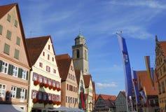 Historic Dinkelsbühl Royalty Free Stock Photos