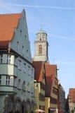 Historic Dinkeslbühl Stock Photos