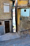 Historic district of Porto Royalty Free Stock Photography