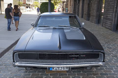 Historic Dodge Charger Stock Photography