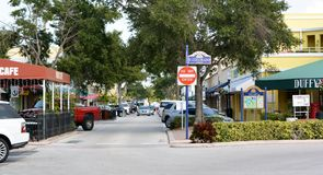 Historic Downtown Stuart Stock Photography