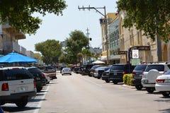 Historic Downtown Stuart Stock Image