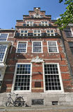 Historic Dutch House Royalty Free Stock Photos