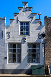 Historic Dutch house in Veere, Netherlands Royalty Free Stock Image
