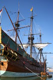 Historic dutch ship Royalty Free Stock Photography