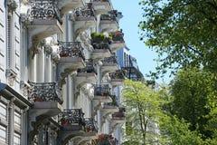 Historic_dwelling Foto de Stock
